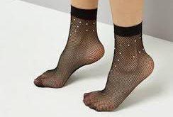 جوراب زنانه نازک مجلسی